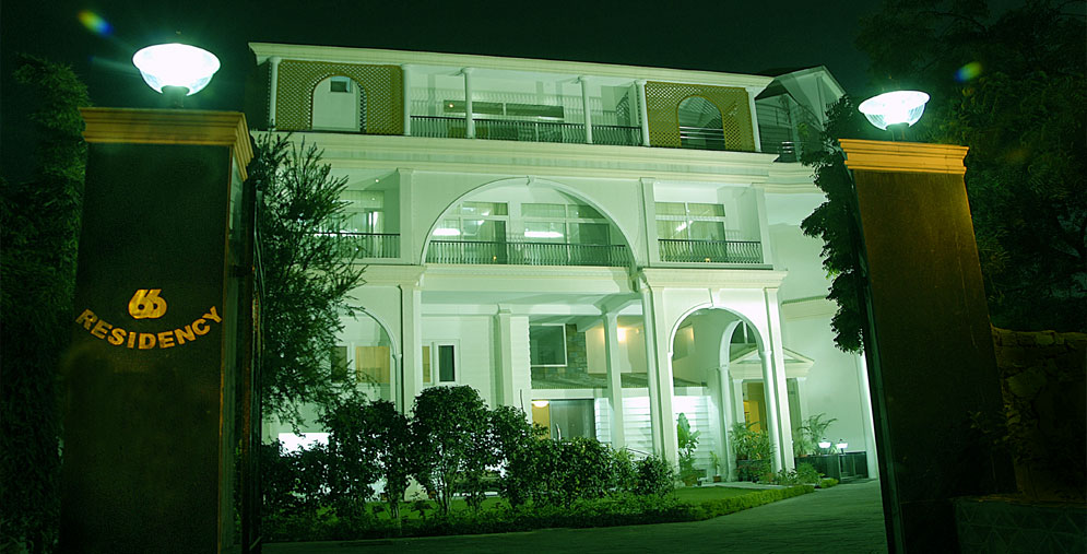 66 Residency- Finest luxurious hotels in your budget, Civil Lines, Jaipur